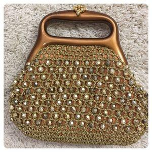 Vintage bearded bag